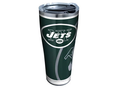 New York Jets Tervis 30oz NFL Rush Stainless Steel Tumbler