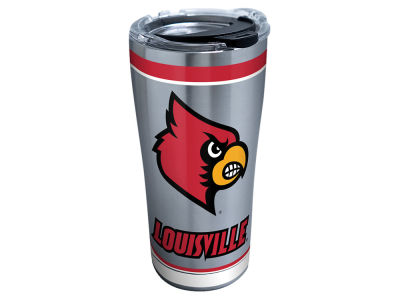 Louisville Cardinals Tervis 20oz NCAA Tradition Stainless Steel Tumbler