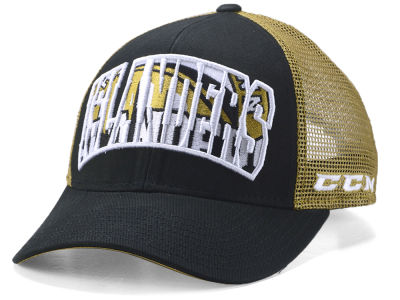 Charlottetown Islanders CCM Locker Room Adjustable Cap