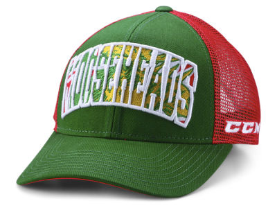 Halifax Mooseheads CCM Locker Room Adjustable Cap
