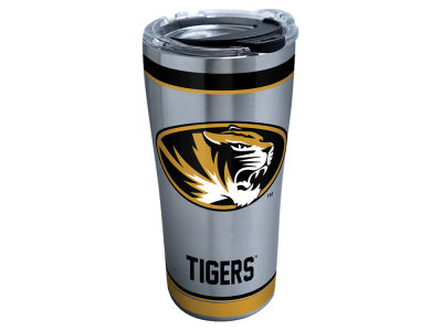 Missouri Tigers Tervis 20oz NCAA Tradition Stainless Steel Tumbler