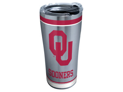 Oklahoma Sooners Tervis 20oz NCAA Tradition Stainless Steel Tumbler