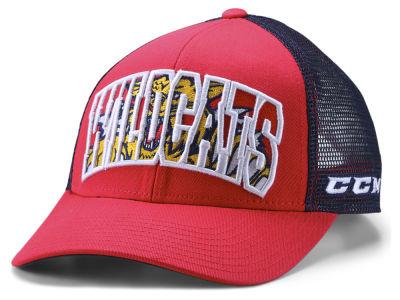 Moncton Wildcats CCM Locker Room Adjustable Cap