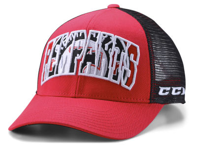 Quebec Remparts CCM Locker Room Adjustable Cap