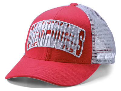 Sault Ste. Marie Greyhounds CCM Locker Room Adjustable Cap
