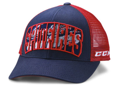 Windsor Spitfires CCM Locker Room Adjustable Cap
