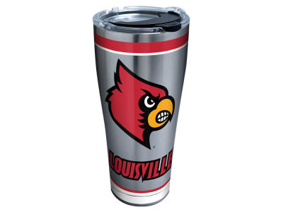 Louisville Cardinals Tervis 30oz NCAA Tradition Stainless Steel Tumbler