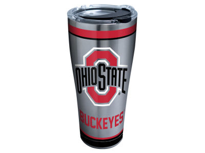 Ohio State Buckeyes Tervis 30oz NCAA Tradition Stainless Steel Tumbler