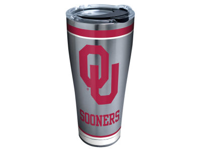 Oklahoma Sooners Tervis 30oz NCAA Tradition Stainless Steel Tumbler