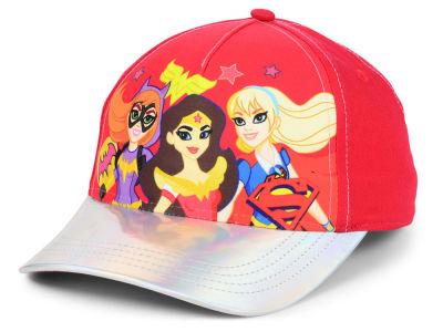 best loved cb6df 7086b DC Comics Jr. Heather Action 9FIFTY Snapback Cap. Youth.  24.99. DC Comics  Girls Rainbow Glitter Cap