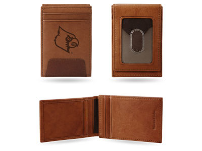 Louisville Cardinals Sparo Magnetic Front Pocket Wallet