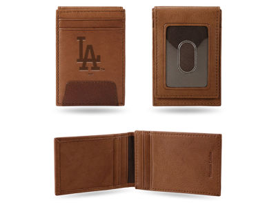 Los Angeles Dodgers Sparo Magnetic Front Pocket Wallet