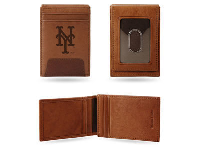 New York Mets Sparo Magnetic Front Pocket Wallet