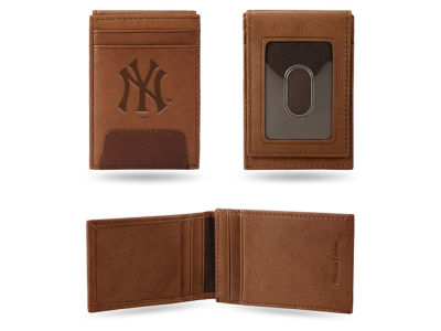 New York Yankees Sparo Magnetic Front Pocket Wallet