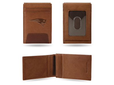 New England Patriots Sparo Magnetic Front Pocket Wallet