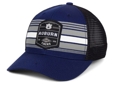 Auburn Tigers Top of the World NCAA Branded Trucker Cap