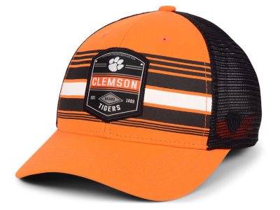 pretty nice 32952 bf540 ... adjustable hat f0c5c 6bf0b  authentic clemson tigers top of the world  ncaa branded trucker cap 8f9d3 d1269