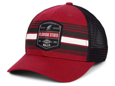 Florida State Seminoles Top of the World NCAA Branded Trucker Cap