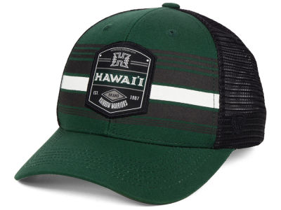 Hawaii Warriors Top of the World NCAA Branded Trucker Cap
