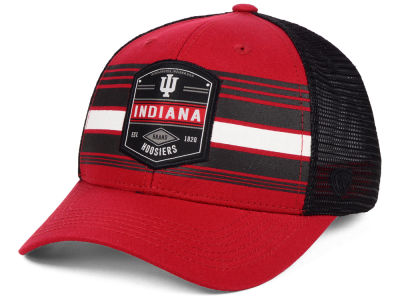 Indiana Hoosiers Top of the World NCAA Branded Trucker Cap