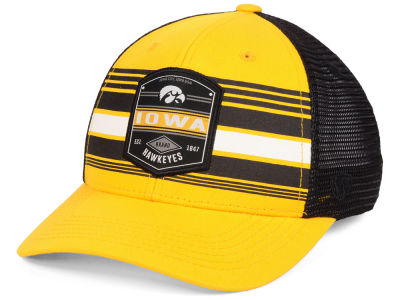 Iowa Hawkeyes Top of the World NCAA Branded Trucker Cap
