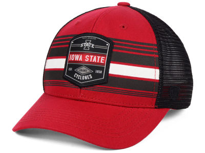 Iowa State Cyclones Top of the World NCAA Branded Trucker Cap