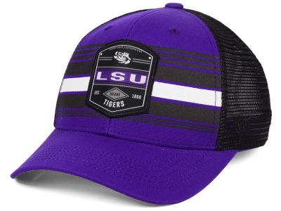 LSU Tigers Top of the World NCAA Branded Trucker Cap