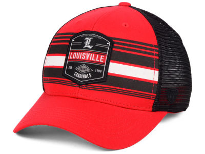 Louisville Cardinals Top of the World NCAA Branded Trucker Cap