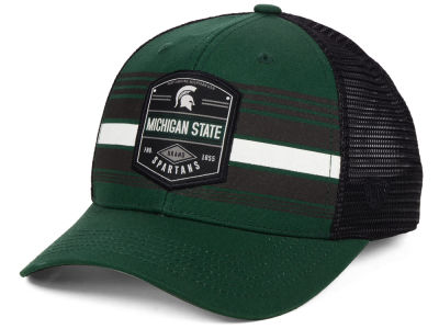 Michigan State Spartans Top of the World NCAA Branded Trucker Cap