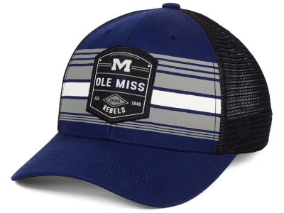 Ole Miss Rebels Top of the World NCAA Branded Trucker Cap