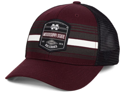 Mississippi State Bulldogs Top of the World NCAA Branded Trucker Cap