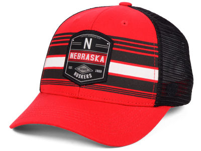 Nebraska Cornhuskers Top of the World NCAA Branded Trucker Cap