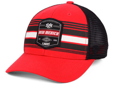 New Mexico Lobos Top of the World NCAA Branded Trucker Cap