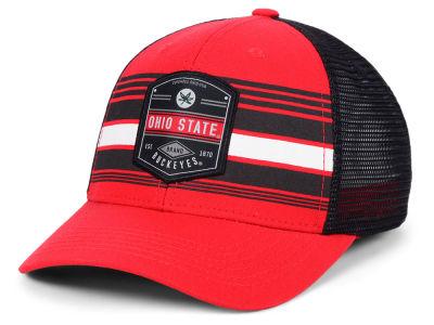b5237c730c4 Top of the World NCAA Branded Trucker Cap Hats at OhioStateBuckeyes.com