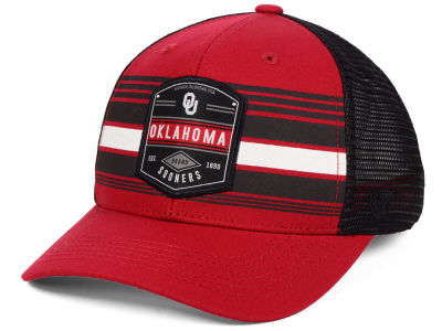 Oklahoma Sooners Top of the World NCAA Branded Trucker Cap
