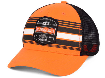 Oklahoma State Cowboys Top of the World NCAA Branded Trucker Cap