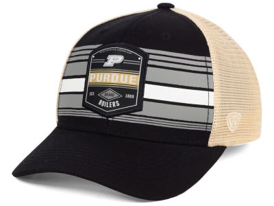Purdue Boilermakers Top of the World NCAA Branded Trucker Cap