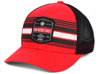 San Diego State Aztecs Top of the World NCAA Branded Trucker Cap