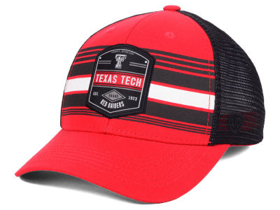 Texas Tech Red Raiders Top of the World NCAA Branded Trucker Cap