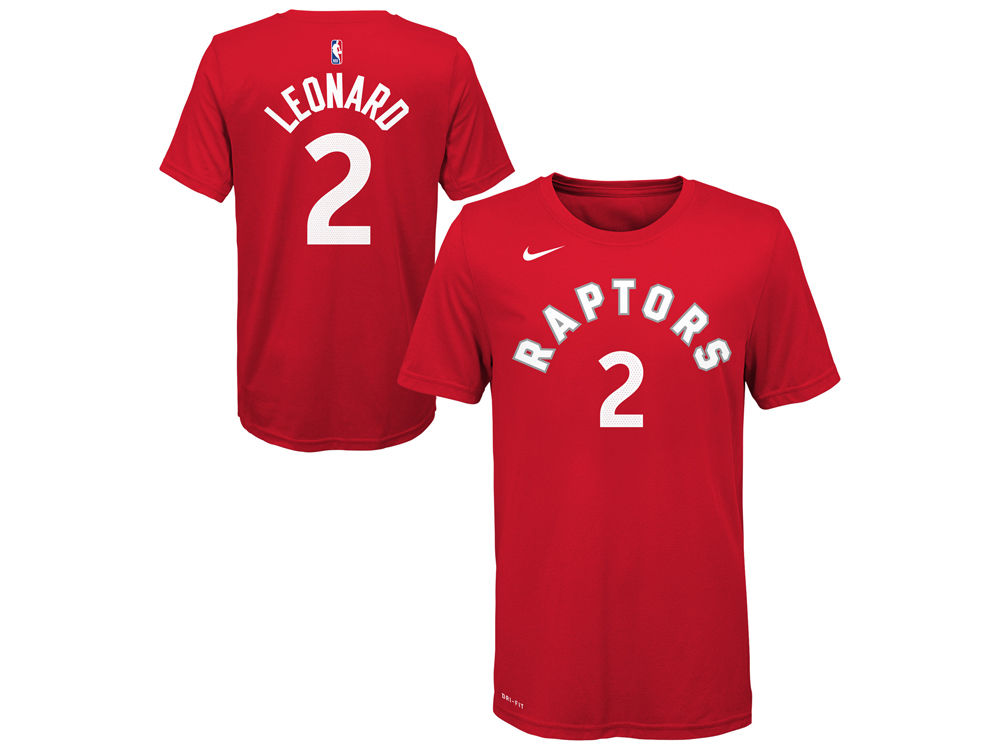 2bcd65cb0 ... discount toronto raptors kawhi leonard nike nba youth icon name and  number t shirt lids 7394d