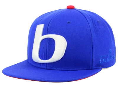 Baltimore Bullets Mitchell & Ness NBA Hardwood Classic First Letter Snapback Cap