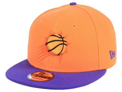 Phoenix Suns New Era NBA Basic 2 Tone 9FIFTY Snapback Cap