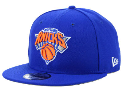 New York Knicks New Era 2018 NBA Basic 9FIFTY Snapback Cap