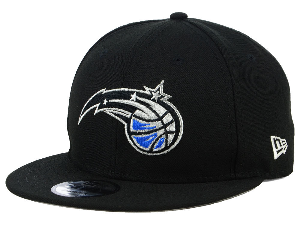 5802cdb0631 Orlando Magic New Era 2018 NBA Basic 9FIFTY Snapback Cap