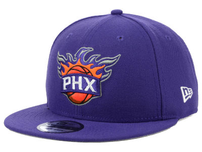 Phoenix Suns New Era 2018 NBA Basic 9FIFTY Snapback Cap