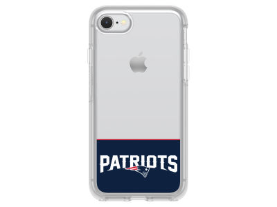 New England Patriots OtterBox iPhone 8/7 Otterbox Symmetry Case