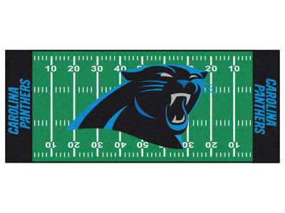 Carolina Panthers Football Field Runner Rugs