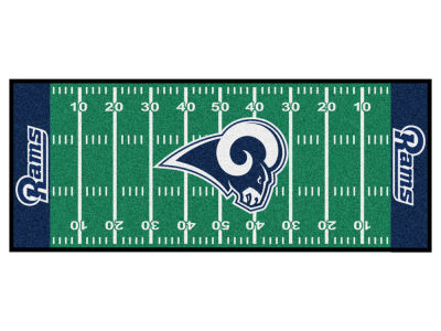 Los Angeles Rams Football Field Runner Rugs
