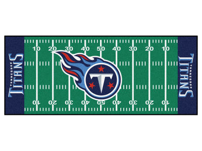 Tennessee Titans Football Field Runner Rugs