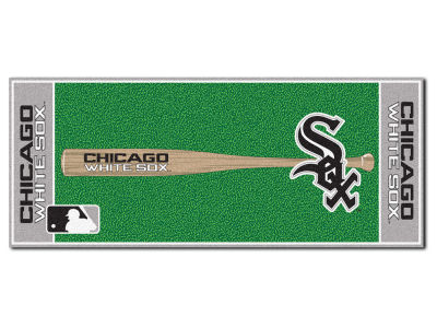 Chicago White Sox Fan Mats Baseball Runner Floor Mat
